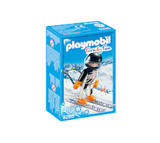 Playmobil Family Fun Narciarz 9288