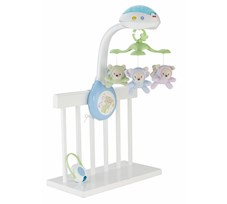 Fisher-Price Karuzela z misiami CDN41