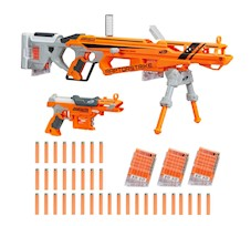 Nerf N-Strike Elite AccuStrike Zestaw Raptorstrike + Falconfire C2545