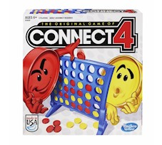 Hasbro Gra Connect 4 A5640
