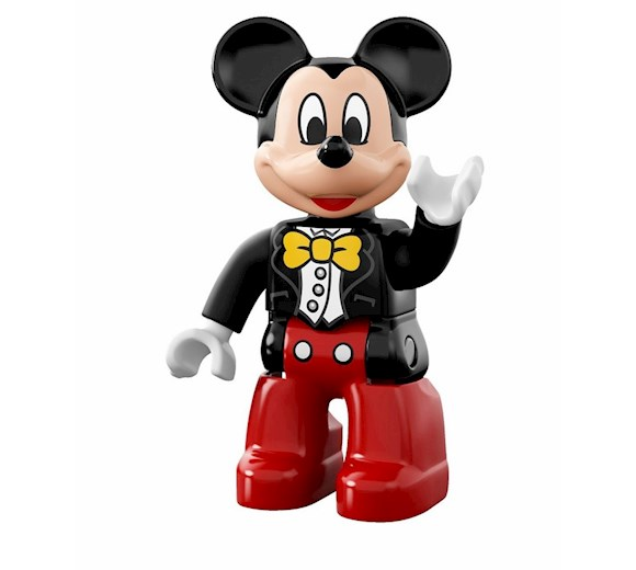 Lego Duplo Parada Urodzinowa Myszki Miki 10597