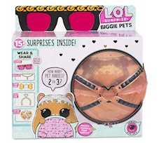 LOL Surprise Biggie Pets Chomik 552246C