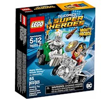LEGO Super Heroes Wonder Woman kontra Doomsday 76070