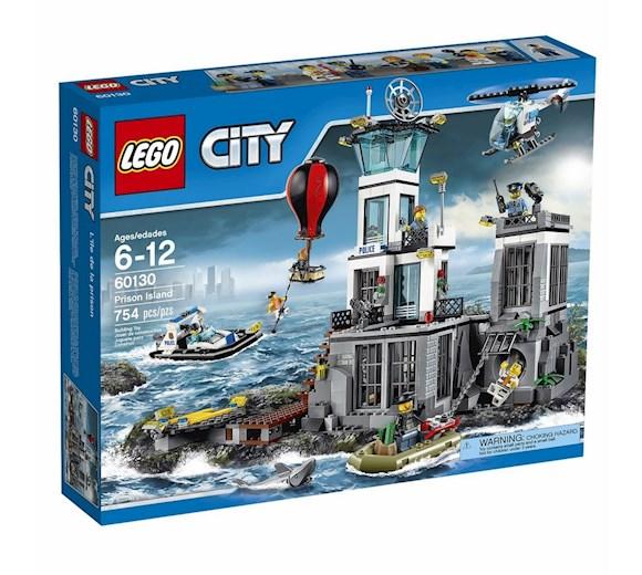 Lego City Więzienna Wyspa 60130