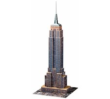 Ravensburger Puzzle 3D Empire State Bulding 125531