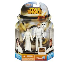 Star Wars Rebels Princess Leia i Luke Skywalker 9cm B1386