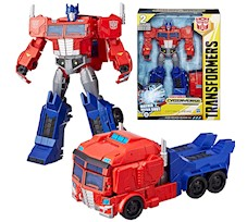 Hasbro Transformers Optimus Prime Ultimate Cyberverse E1885 E2067