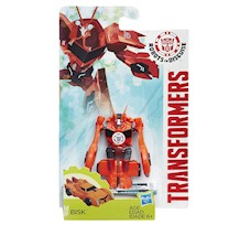 Transformers Robots in Disguise Bisk B0065-B9095