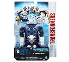 Transformers Allspark Tech Barricade C3367-C3419