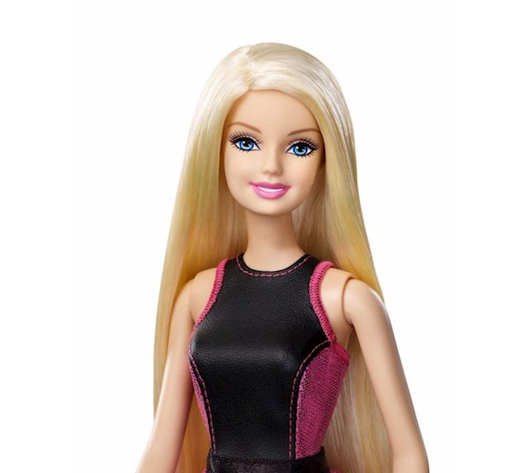 Barbie Wspaniałe Fryzury Bmc01