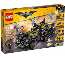 LEGO The Batman Movie Super Batmobil 70917