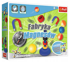 Trefl Science 4 you Fabryka magnesów 60777