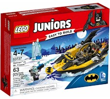 LEGO Juniors Batman kontra Mr. Freeze 10737