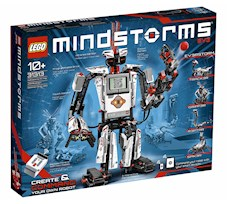 Lego Technic Mindstorms EV3 31313