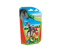Playmobil Conutry Dżokej 9261