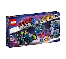 LEGO Movie 2 Terenówka Rexa 70826