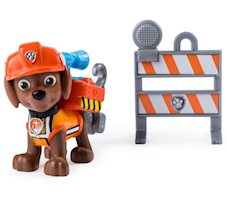 Psi Patrol Ultimate Rescue Construction Figurka Zuma 20106598