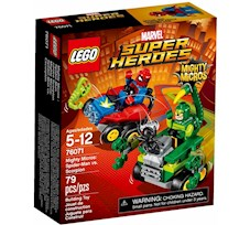 LEGO Super Heroes Spider-Man kontra Skorpion 76071