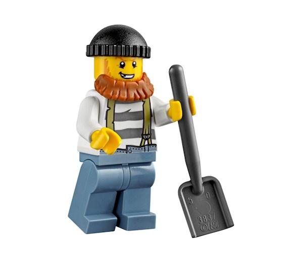 Lego City Policja Z Bagien 60066