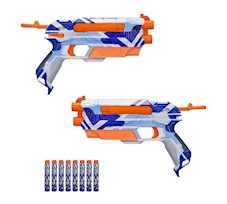 Nerf N-Strike Elite Splitstrike 2w1 Battlecamo C3135
