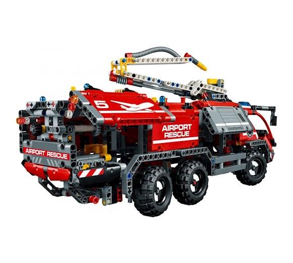 Lego Technic Pojazd Straży Pożarnej 42068