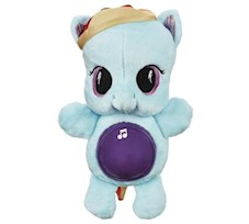 Hasbro Playskool My Little Pony Grający Uspokajacz Rainbow Dash B1652