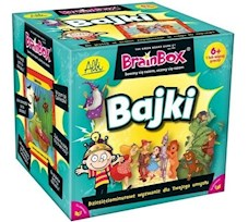 Albi Brainbox Bajki 02751