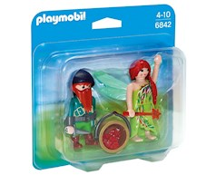 Playmobil Duo pack Elf i krasnal 6842