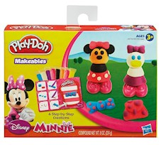 Play-Doh Bajkowe Karty Butik Minnie i Daisy A5734