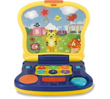 Smily Play Laptop Tygrysek 8078