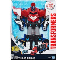 Transformers RID Mega One Step Changers Optimus Prime B1564