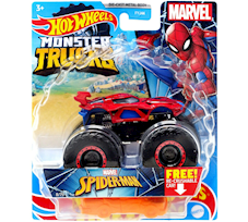 Hot Wheels Monster Truck Spider-Man GWK23