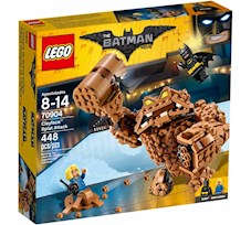 LEGO The Batman Movie Atak Clayfacea 70904