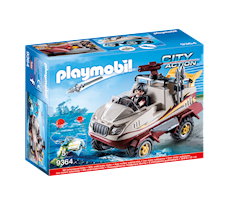 Playmobil City Action Amfibia 9364