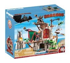 Playmobil Dragons Wyspa Berk 9243