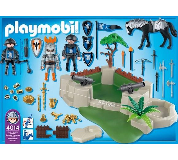 Playmobil Rycerze Twierdza Rycerska 4014