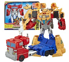 Hasbro Transformers Cyberverse Spark Armor Ark Power Optimus Prime E4218
