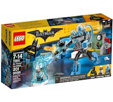 LEGO The Batman Movie  Lodowy atak Mr. Freezea 70901