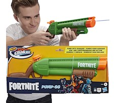 Nerf Super Soaker Fortnite Shotgun Pump-SG E7647