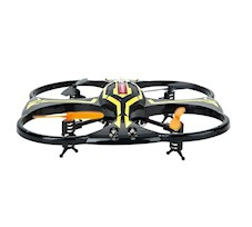 Carrera RC Quadrocopter na pilota 86466
