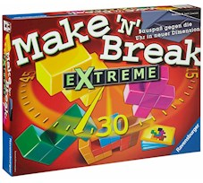 Ravensburger Gra Make'n' Break Extreme
