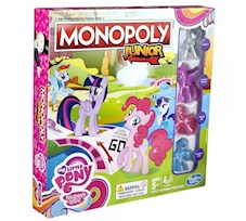 Hasbro Gra Monopoly junior Pony 8417
