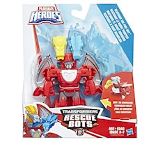 Hasbro Playskool Heroes Transformers Rescue Bots Figurka Heatwave the Fire-Bot A7024-C1025