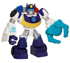 Transformers Rescue Bots Figurka Chase The Police-Bot A2130