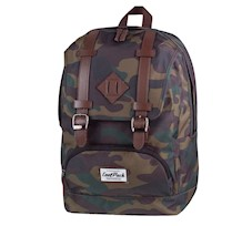 CoolPack Plecak City Camouflage Moro 72229CP