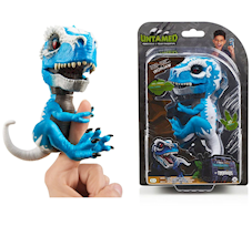 Fingerlings Untamed T-Rex Ironjaw zabawka interaktywna