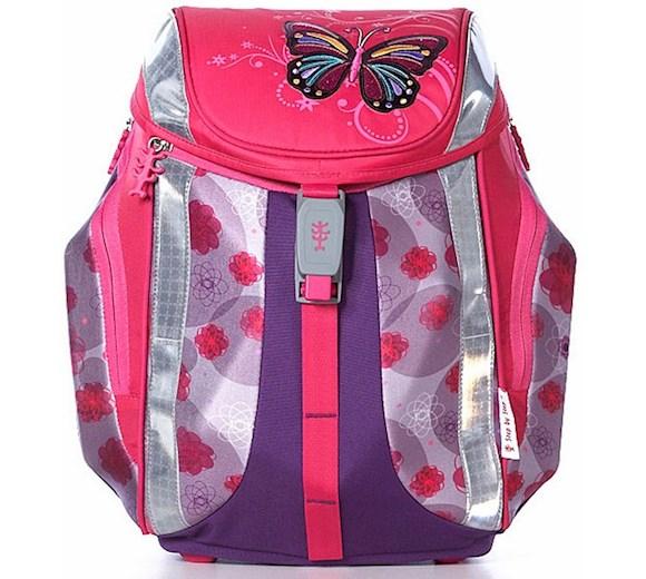25164502a2749 ... Artykuły szkolne · PLECAKI I TORNISTRY; Hama Step By Step Flexline  Tornister Lovely Butterfly 5 cz. 103142. Darmowa Dostawa
