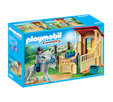 Playmobil Country Boks stajenny Appaloosa 6935