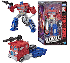 Hasbro Transformers Siege War for Cyberatron WFC-S11 Optimus Prime E3541