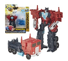 Transformers Optimus Prime Energon Igniters Speed Power Plus E2093